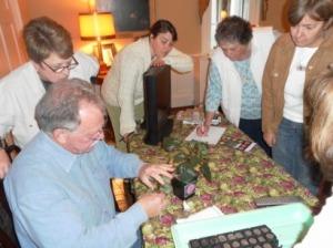 Pharsalia workshop, April 2011